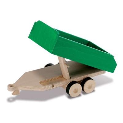 Schaukelpferd Ab 2 Jahre : nic 1830 creamobil tandem anh nger f r grundmodell spielwaren ab 2 jahre holzspielzeug ~ Whattoseeinmadrid.com Haus und Dekorationen