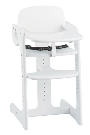herlag hochstuhl tipp topp iii wei baby mehr hochstuhl treppenhochstuhl. Black Bedroom Furniture Sets. Home Design Ideas