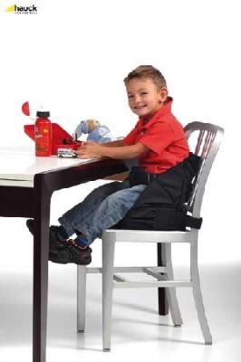 hauck 657010 kinderreisesitz tischsitz f r unterwegs black baby mehr hochstuhl tischsitz. Black Bedroom Furniture Sets. Home Design Ideas
