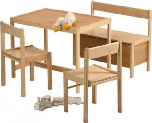 geuther kinderm bel set s stuhl tisch truhe baby mehr hochstuhl kombihochstuhl. Black Bedroom Furniture Sets. Home Design Ideas