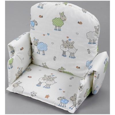 geuther schutzgurt f r hochst hle baby mehr hochstuhl klapphochstuhl. Black Bedroom Furniture Sets. Home Design Ideas