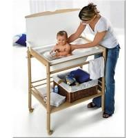 geuther bade wickelregal mit wickelauflage olivia natur design 44 baby mehr. Black Bedroom Furniture Sets. Home Design Ideas