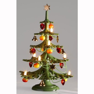 bodo hennig 26892 christbaum mit beleuchtung 3 5v f r puppenstube spielwaren puppenhaus. Black Bedroom Furniture Sets. Home Design Ideas